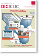 DIGICLIC 13, boletín informativo de DIGIBÍS